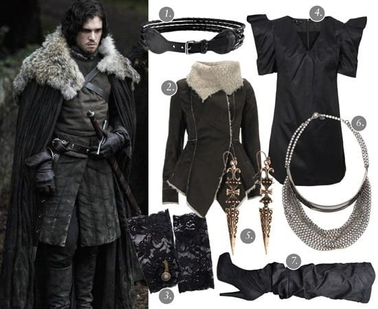 qqqq Game of Thrones Outfits-30 Best Costumes from Game of Thrones