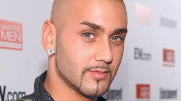 thin-beard-styles-bald-men 30 Best Goatee Styles for Bald Men to Get Sharp Look