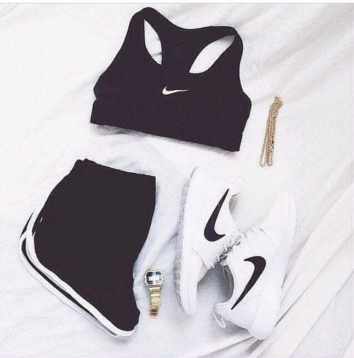 1c315ec567cf6b9c3b7d56cbf490c2df Cute Outfits With Nike Shoes - 27 Ways To Style Nike Shoes