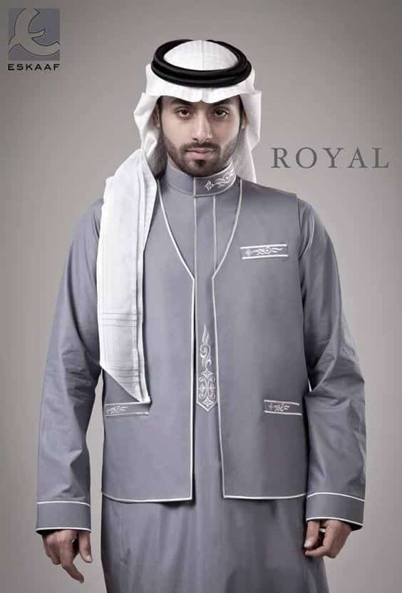 2 Arab male clothing Fashion - 7 Outfits Ideas for Arab Men