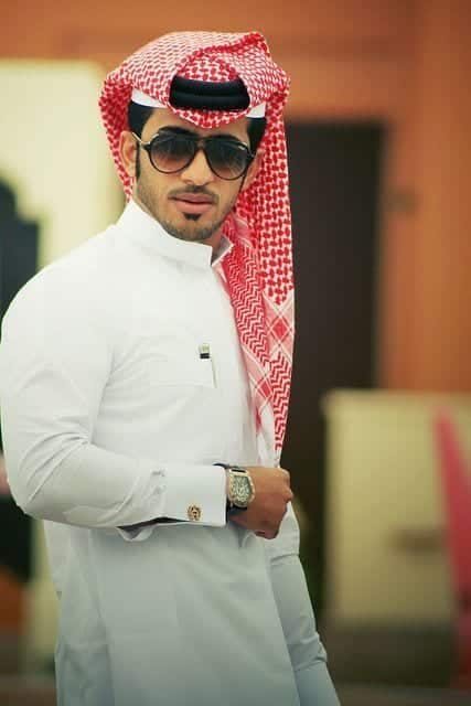 3 Arab male clothing Fashion - 7 Outfits Ideas for Arab Men