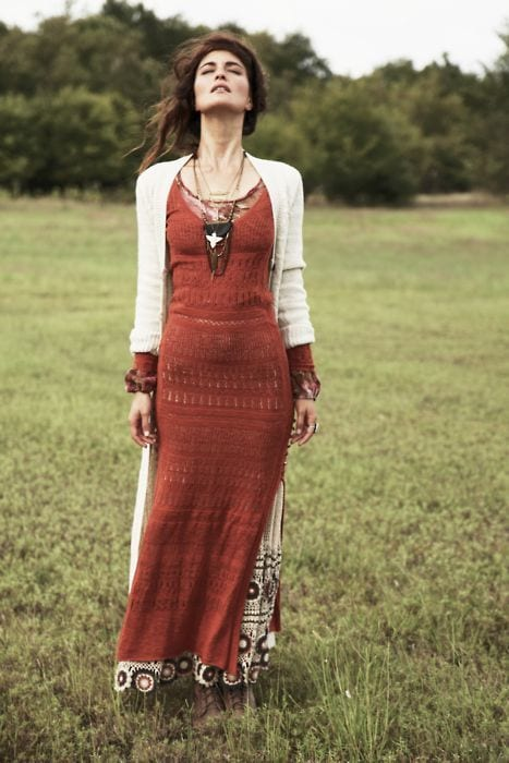 Stylish Terracotta Dresses (20)