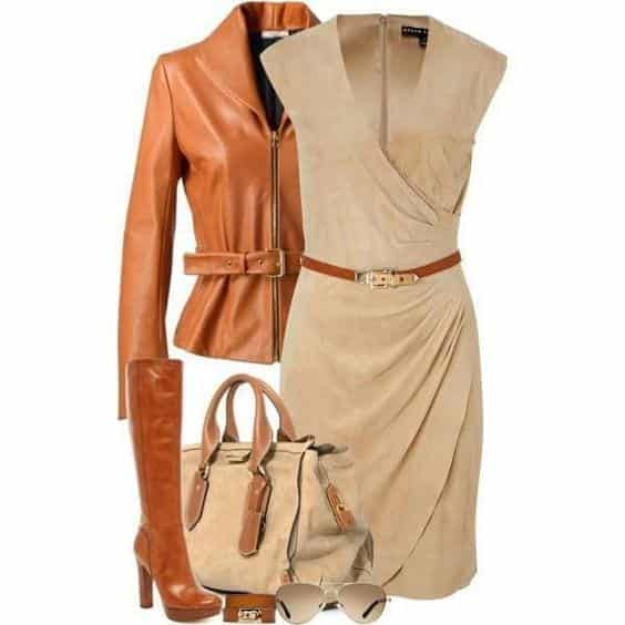 Stylish Terracotta Dresses (18)