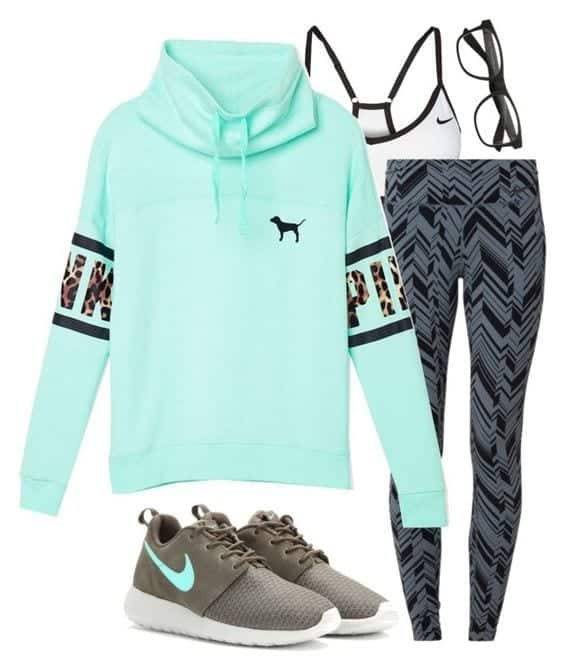 802fcf828a3c62e3798ef8c60a998922 Cute Outfits With Nike Shoes - 27 Ways To Style Nike Shoes