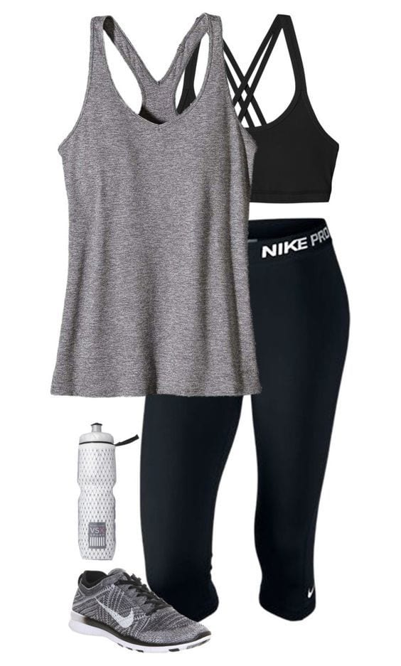 8b268d9762e4b0303112065a04fc6089 Cute Outfits With Nike Shoes - 27 Ways To Style Nike Shoes