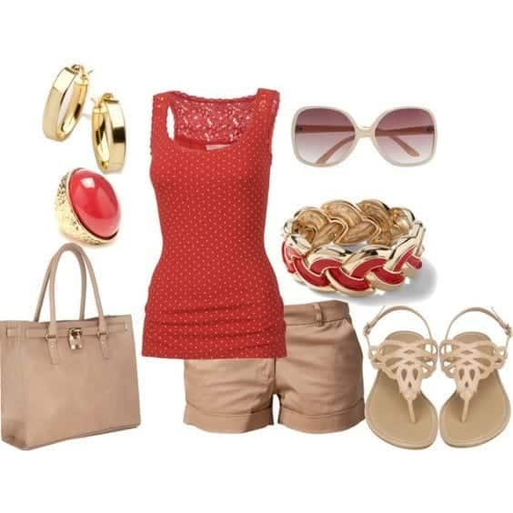 Stylish Terracotta Dresses (17)