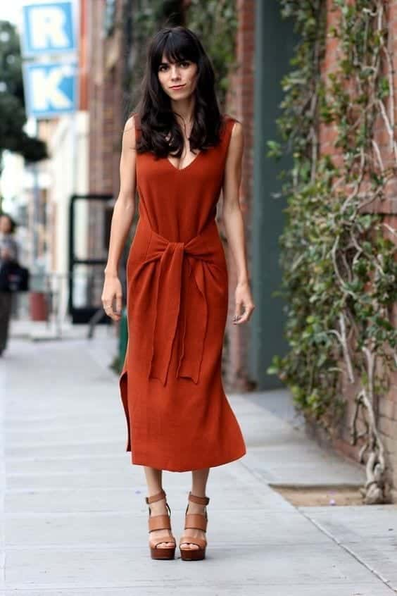 Stylish Terracotta Dresses (14)