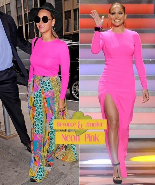 BJ-Neon-Pink Neon Outfits for Women-16 Latest Neon Fashion Trends to Follow