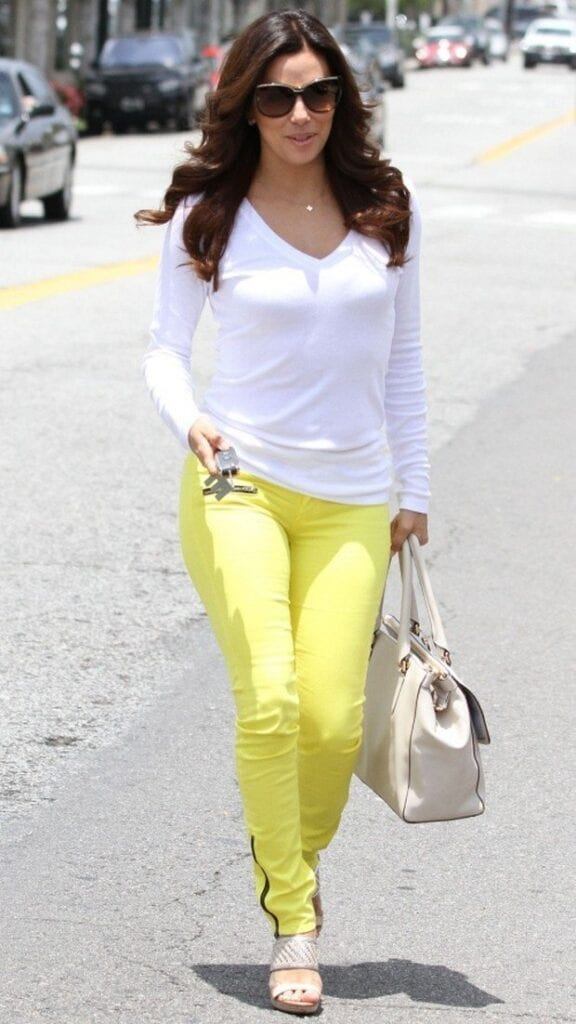 Items-in-neon-shades-5-1-576x1024 Neon Outfits for Women-16 Latest Neon Fashion Trends to Follow