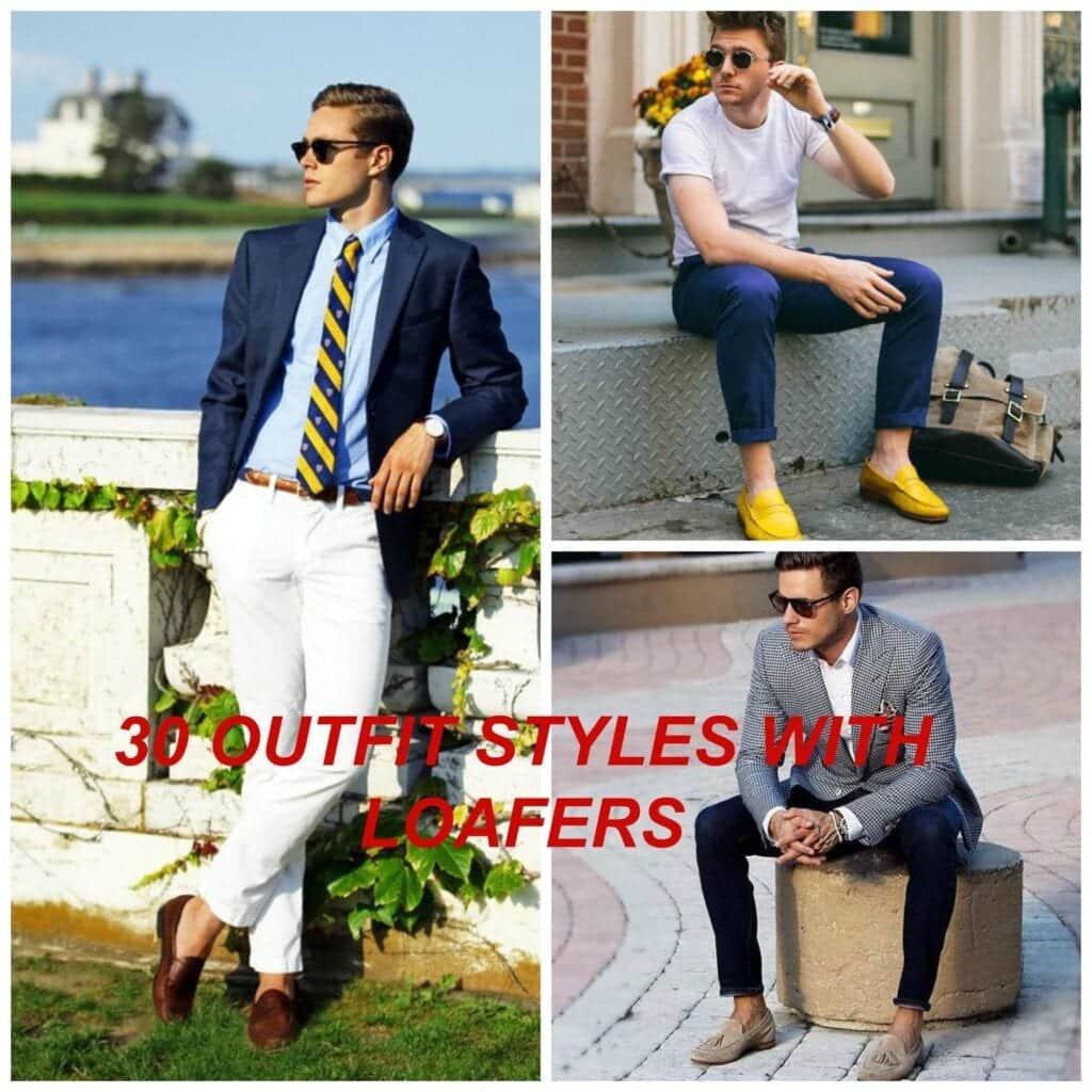 Loafer-Styles-1024x1024 Men Outfits With Loafers- 30 Ideas How To Wear Loafers Shoes