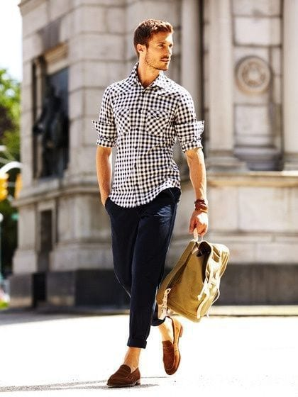 Loafers-Outfits10 Men Outfits With Loafers- 30 Ideas How To Wear Loafers Shoes