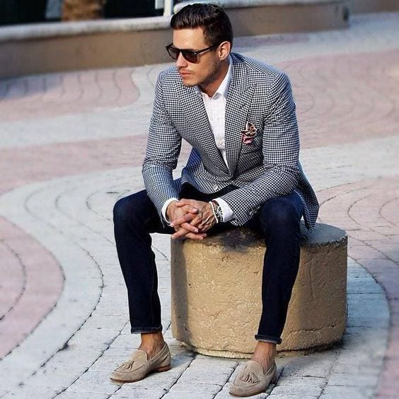 Men Outfits With Loafers 30 Ideas How To Wear Loafers Shoes
