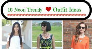 Ideas to wear Neon Fashion (1)
