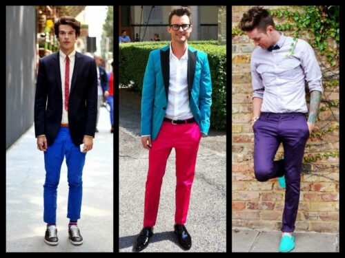 Neon-pants-men-500x375 Neon Outfits for Men - 17 Latest Neon Fashion Trends to Follow