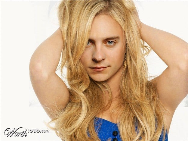 Q4 How Top Male Celebrities Would Look if They were Women-Check These 25 Men