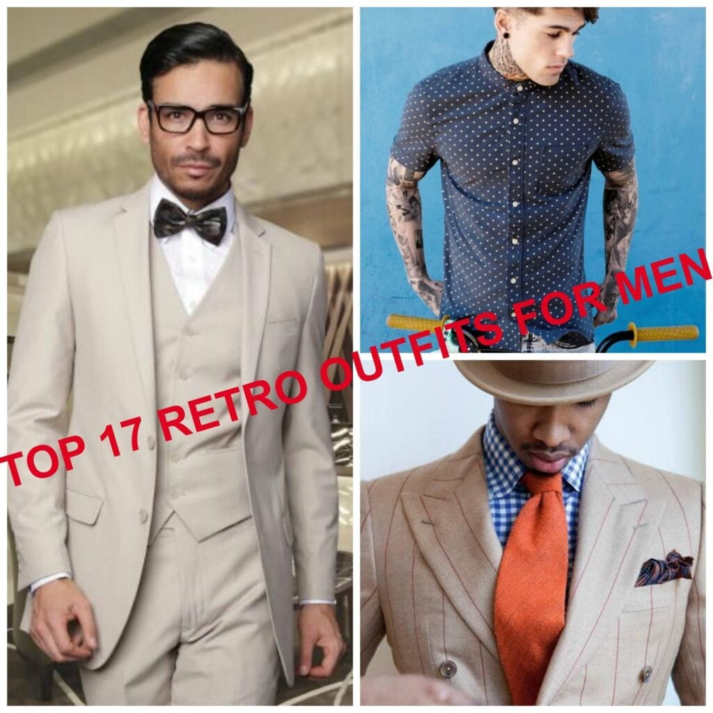 Retro-Outfit-1024x1024 Retro Outfits For Men - 17 Ways To Wear Retro Outfits This Year