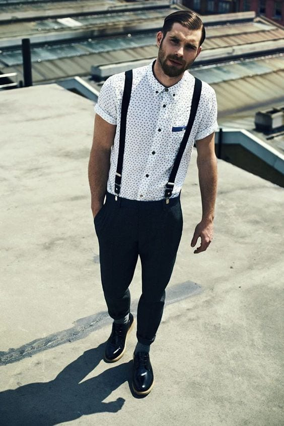 Retro-Outfit4 Retro Outfits For Men - 17 Ways To Wear Retro Outfits This Year
