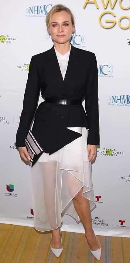 asymmetrical-skirt-outfits-13 Asymmetrical Skirt Outfits-24 Ideas to Wear Asymmetrical Skirts