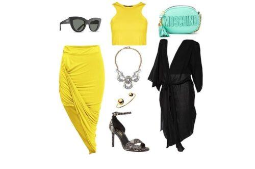 asymmetrical-skirt-outfits-22-500x333 Asymmetrical Skirt Outfits-24 Ideas to Wear Asymmetrical Skirts