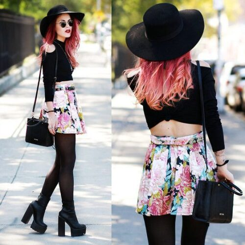 b1ee49f660c4beedcc2fdfa2f87940c7-500x500 Grunge Style Clothes-20 Outfit Ideas for Perfect Grunge Look