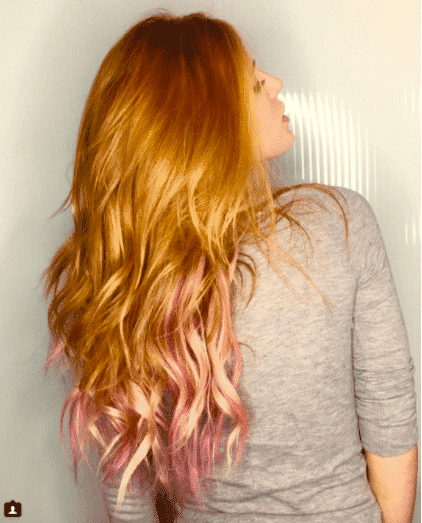bella-thorne-colorful-hair 2018 Cute Hairstyles for Teenage Girls ! 70 Top Hair Styles