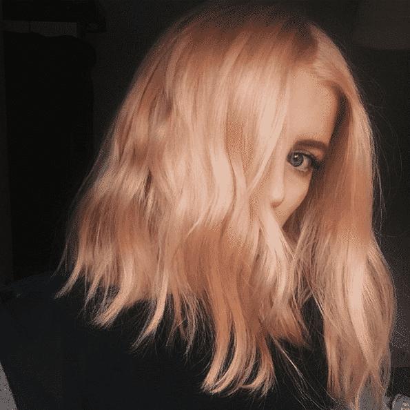 blorange-hair-color-3 2018 Cute Hairstyles for Teenage Girls ! 70 Top Hair Styles