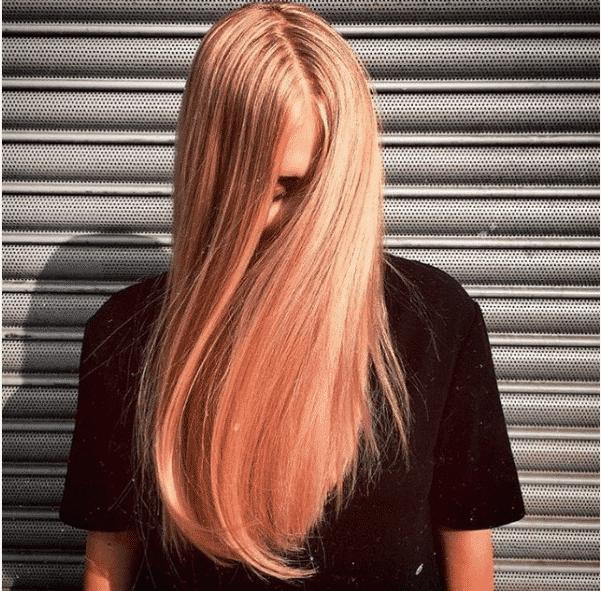 blorange-hair-color-4 2018 Cute Hairstyles for Teenage Girls ! 70 Top Hair Styles