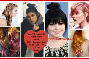 latest hairstyles haircuts hair colours for teenage girls