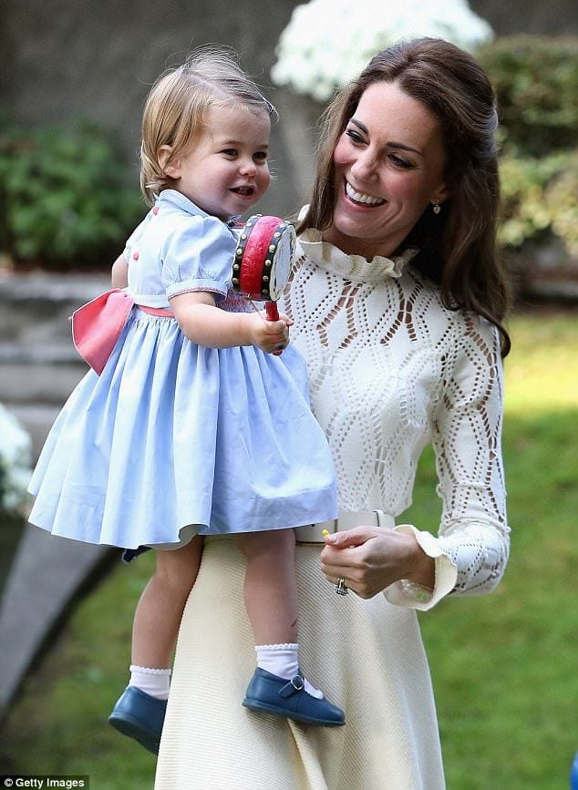 latest-pictures-of-princess-charlotte-1 30 Cute and Latest Pictures of Princess Charlotte