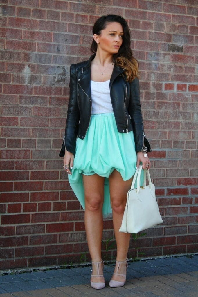 leather-spring-16-682x1024 Spring Outfits with Leather Jackets-24 Latest Trends This Year