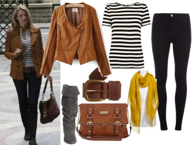 leather-spring-22 Spring Outfits with Leather Jackets-24 Latest Trends This Year