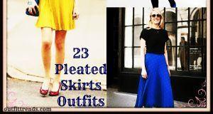 pleated skirts dresses (24)