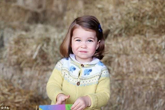 princess-charlotte-second-birthday-pictures 30 Cute and Latest Pictures of Princess Charlotte