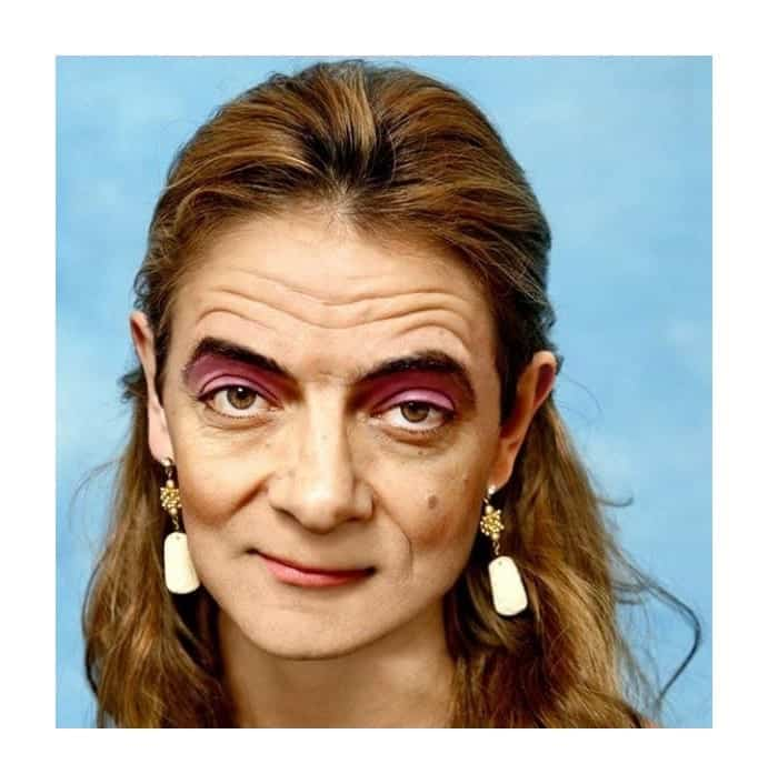 w9 How Top Male Celebrities Would Look if They were Women-Check These 25 Men