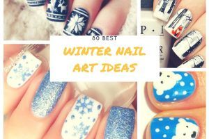 best winter nail art ideas