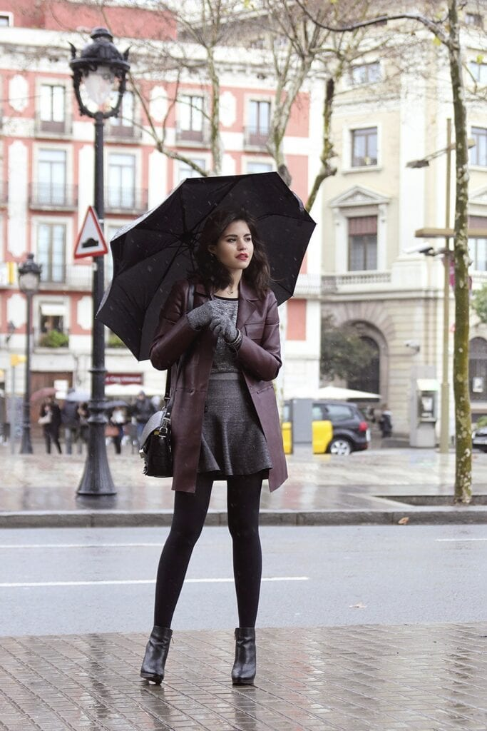Rainy Day Oufits (23)