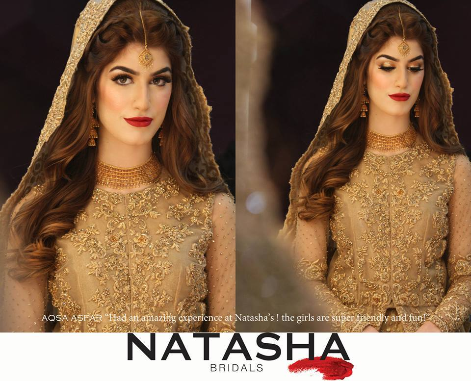 11902578_728023347303927_6562388735183956983_n 20 Pakistani Wedding Hairstyles for a Perfect Looking Bride