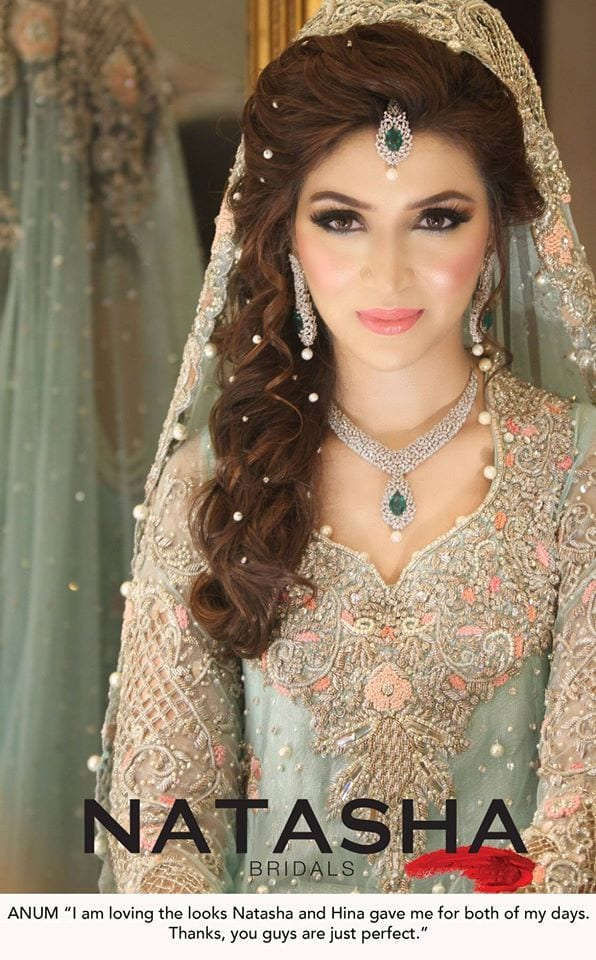 Pakistani Bridal Hairstyles For A Perfect Look (12)