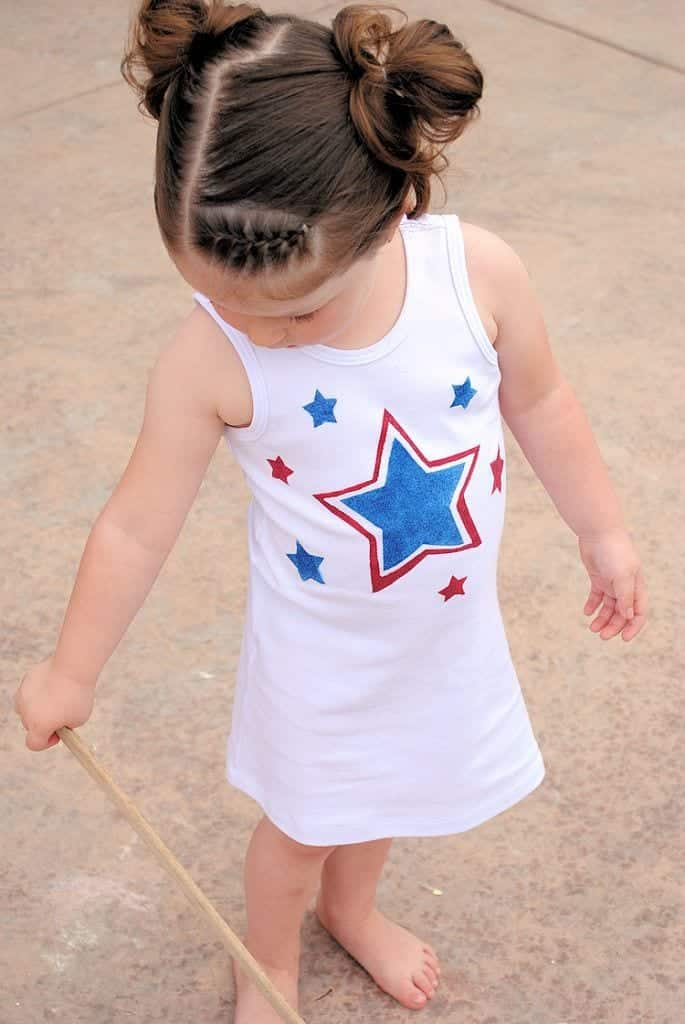 17 4th of July Outfits for Kids-20 Cute Ways to Dress Up Kids on 4th July