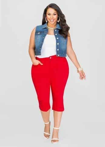 700eb7128924afc23c54c37787c263ad 18 Chic 4th of July Outfits For Plus Size Women 2018