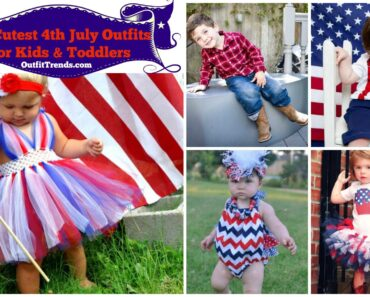 kids outfit ideas for fourth july