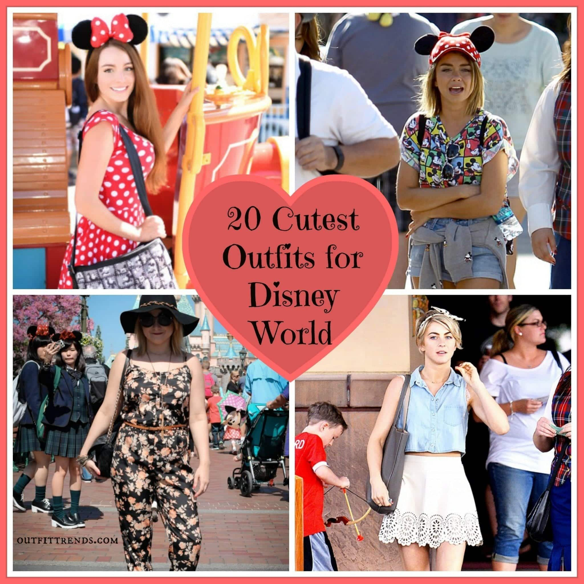 PicMonkey-Collage-5 20 Cute Outfits To Wear At Disney World For Memorable Trip