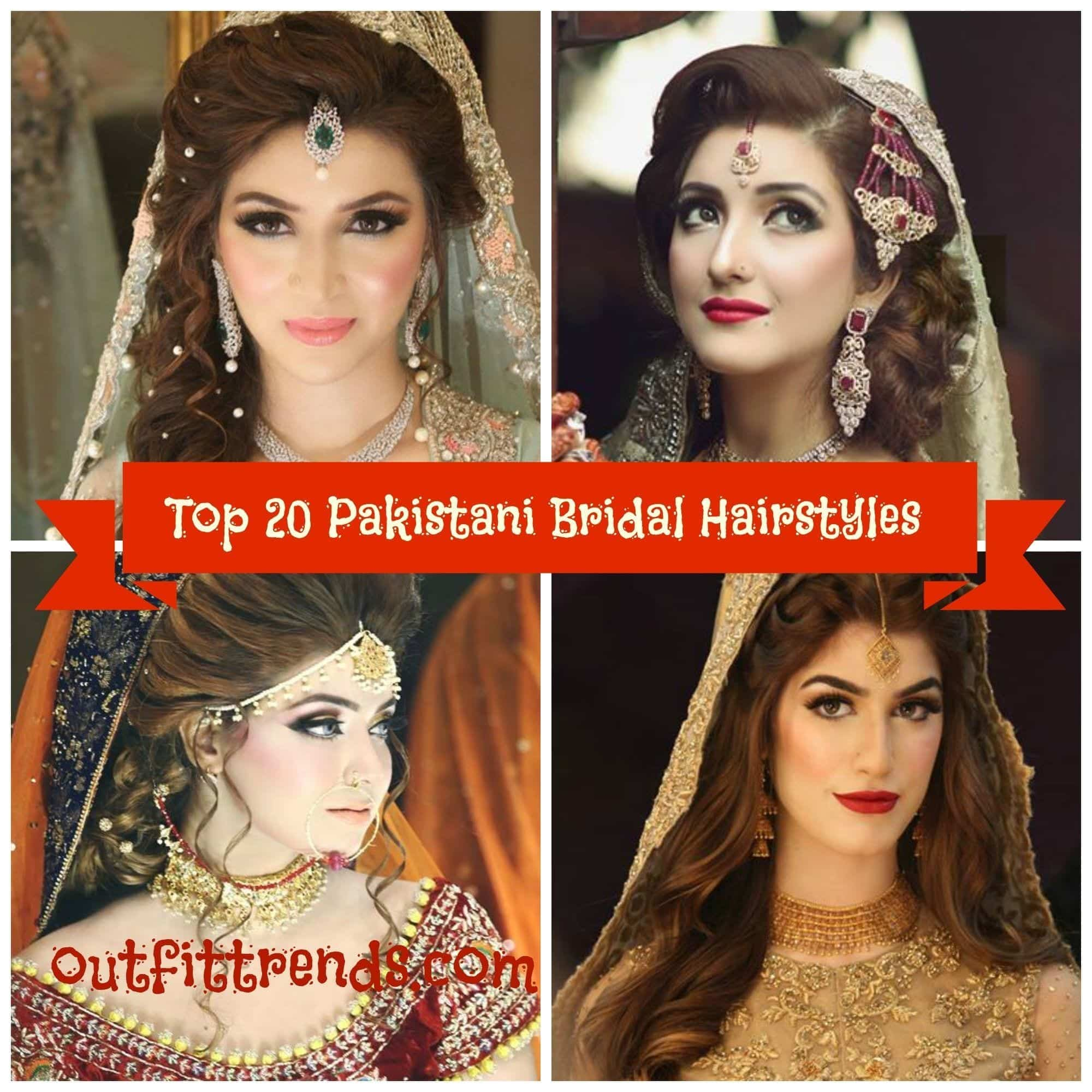 PicMonkey-Collage-6 20 Pakistani Wedding Hairstyles for a Perfect Looking Bride