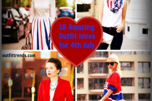 4th July Outfit Ideas