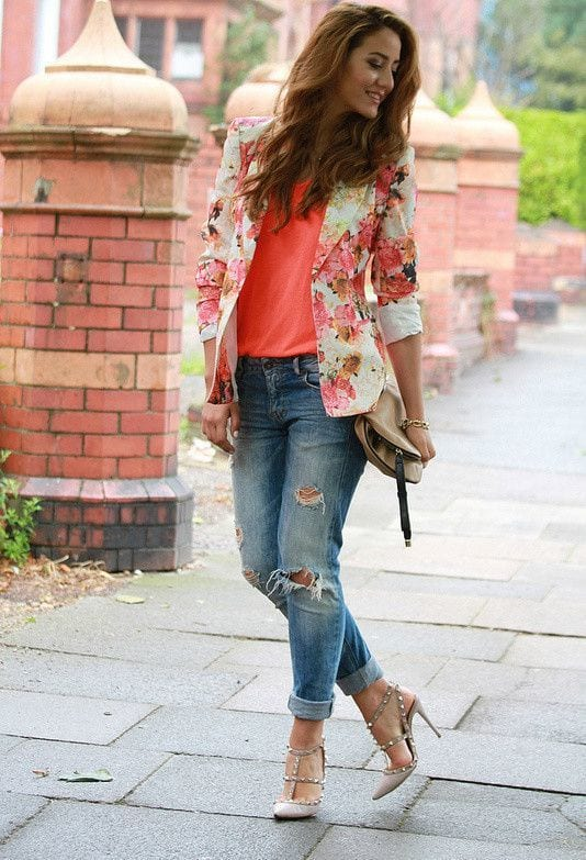 outfits for printed blazers (21)