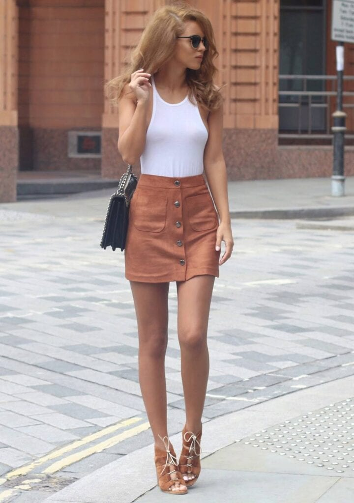 Skirts Fashion for Girls (16)