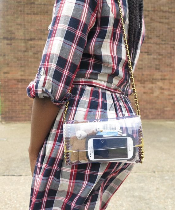 cb11 Most Beautiful Clear and Transparent Handbags-See Through Accessories