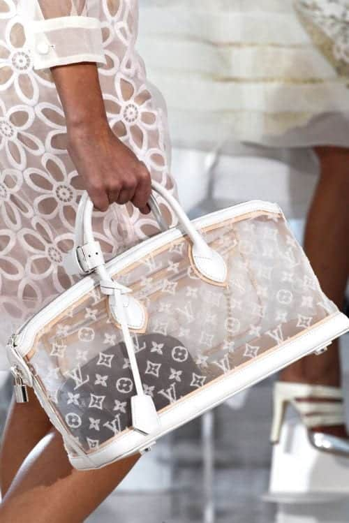 cb2 Most Beautiful Clear and Transparent Handbags-See Through Accessories