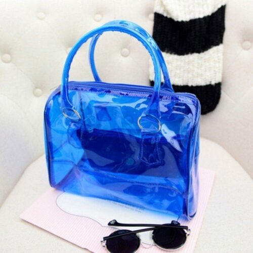 Style tips to carry clear and transparent handbags (10)