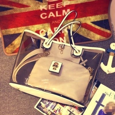 Style tips to carry clear and transparent handbags (14)
